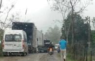 """Đoàn làm phim """"King Kong 2"""" kết thúc một cảnh quay tại Quảng Bình"""