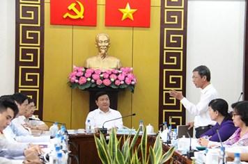Bí thư Thành ủy Đinh La Thăng đồng ý chuyển khu phố Tây thành phố đi bộ