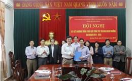 LĐLĐ  và Ban Thi đua – Khen thưởng tỉnh Quảng Bình:  Đẩy mạnh phong trào thi đua yêu nước