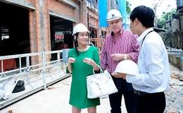 Lùm xùm quanh vụ ca sĩ Thu Minh mua nhà cao cấp của C.T Group