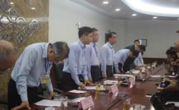 Lãnh đạo Formosa cúi đầu xin lỗi vì phát ngôn của ông Chu Xuân Phàm