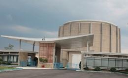 Cận cảnh bên trong lò phản ứng hạt nhân Đà Lạt