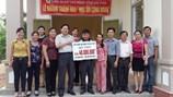 LĐLĐ Hà Tĩnh: Trao 40 triệu đồng làm nhà Mái ấm công đoàn