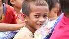 Quảng Trị: Trao hàng trăm suất quà cho học sinh đồng bào Vân Kiều