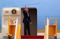 Tổng thống Obama đã rời TPHCM