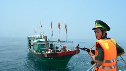 """""""Vùng biển của mình thì ngư dân cứ yên tâm đánh bắt bình thường"""""""