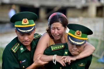 TRỰC TIẾP vụ lật thuyền trên sông Hàn: Đã tìm thấy thi thể của cả 3 nạn nhân