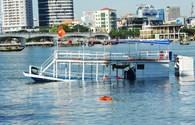 Vụ chìm tàu du lịch trên sông Hàn: Đề nghị đình chỉ Giám đốc Cảng vụ Đà Nẵng