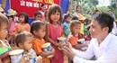 Quảng Trị: Quyên góp tiền xây trường cho học sinh đồng bào Vân Kiều