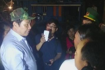Chủ tịch Đà Nẵng gửi thư cám ơn người dân tham gia cứu nạn trong vụ chìm tàu sông Hàn
