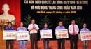 LĐLĐ Hà Tĩnh: Hỗ trợ thiết bị trị giá 216 triệu đồng cho Nghiệp đoàn nghề cá