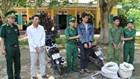 Quảng Trị:  Vận chuyển thuốc nổ, rút dao chống cự khi bị vây bắt