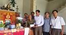 Quỹ Tấm lòng vàng Lao Động trao 42 triệu đồng cho gia đình liệt sỹ Gạc Ma tại Quảng Bình