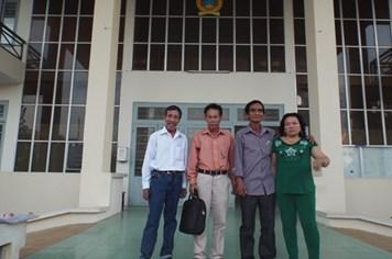 """Tòa không chấp nhận mức bồi thường 18 tỷ đồng cho """"người tù thế kỷ"""" Huỳnh Văn Nén"""
