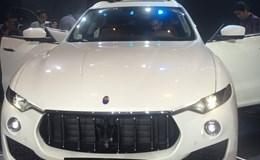 Ngắm hình ảnh: Xe thể thao Maserati – đến từ Ý lần đầu có mặt tại VN