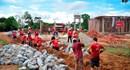 Nối dài niềm vui xây trường chống bão