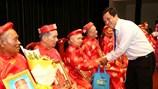 Hơn 1,000 người cao tuổi tham gia lễ mừng thọ tại TP.HCM