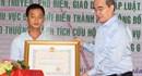 Khen thưởng tập thể cá nhân cứu người trong vụ chìm tàu Đà Nẵng