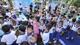 Sữa học đường: Giảm nhanh tỷ lệ trẻ suy dinh dưỡng