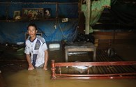 Hà Tĩnh: 3 người chết, 1 người mất tích, gần 1.000 trâu bò bị chết và cuốn trôi