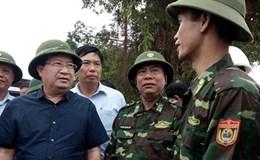 Quảng Ninh – Hải Phòng: Dàn trận chống bão số 7