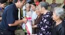 Quỹ TLV Lao Động trao hàng trăm triệu đồng cứu trợ người dân vùng lũ Hà Tĩnh