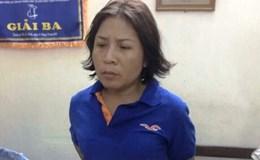 Bà trùm ma túy chuyên thủ súng khi đi giao hàng sa lưới