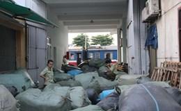 Đà Nẵng: Phát hiện 40 tấn hàng nghi nhập lậu từ Trung Quốc