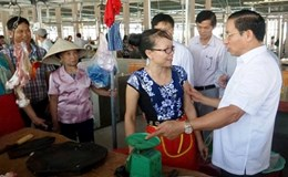 Hà Tĩnh: Đưa gần 1000 ki ốt tại Trung tâm thương mại Hồng Lĩnh vào hoạt động