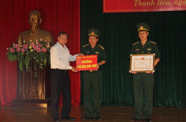 Thanh Hoá: Thưởng nóng chuyên án triệt phá đường dây ma tuý lớn