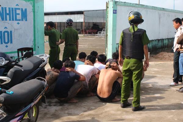 Đã bắt được hơn 300 học viên cai nghiện trốn trại tại Đồng Nai