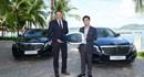 Saloon hạng sang Mercedes-Benz S-Class tiếp tục đồng hành cùng Vinpearl Nha Trang
