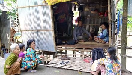 Thêm gánh nặng đến với gia đình cháu Nguyễn Văn Lỳ (LD1697)