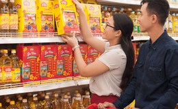 Tập đoàn Kido phục vụ thị trường Tết Đinh Dậu 78.000 tấn dầu ăn