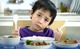Ba quy tắc giúp trẻ suy dinh dưỡng tăng cân