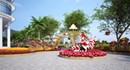 Hội chợ hoa xuân Phú Mỹ Hưng tái hiện cảnh trên bến dưới thuyền
