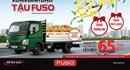 """FUSO """"lì xì"""" đầu năm với ưu đãi lên đến 65 triệu đồng"""