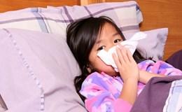 Điểm mặt những bệnh bé thường gặp vào dịp tết