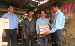 LĐLĐ tỉnh Ninh Thuận: Chú trọng chăm lo đời sống cho đoàn viên và người lao động