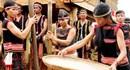Chiếc khay thiêng trong lễ hội Ka Pao Neo của người Seđang H'đang