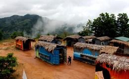 Cận cảnh những ngôi nhà bán trú cho học sinh vùng cao bằng…container