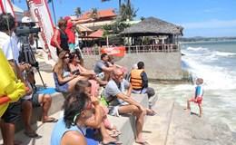 Khởi tranh Giải Lướt ván buồm mở rộng Mũi Né năm 2017