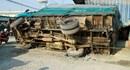 Bình Dương: Xe tải bất ngờ lật, đè nữ công nhân tử vong