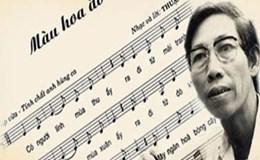 """Dư luận bất bình việc Sở VHTTDL Tiền Giang cấm hát nhạc phẩm """"Màu hoa đỏ"""""""