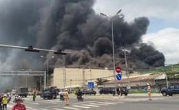 Vụ cháy ở Cty May Kwong Lung – Meko: Sẽ cố gắng đảm bảo đầy đủ chế độ cho người lao động