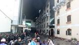 Vì sao vụ cháy Cty Kwong Lung - Meko kéo dài tới 4 ngày?
