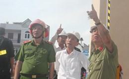 Vụ cháy Cty May Kwong Lung – Meko: Thiệt hại 13 triệu USD là không chính xác