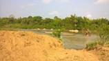 """Hình ảnh """"móc ruột"""" đầu nguồn sông Đồng Nai"""