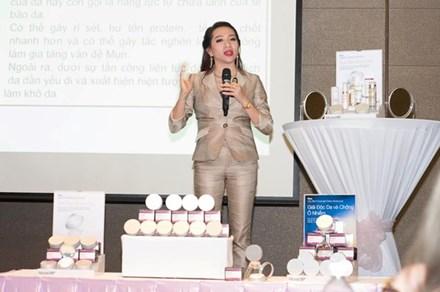 Murad Việt Nam giới thiệu sản phẩm mới, độc đáo detox da ban đêm - ảnh 1