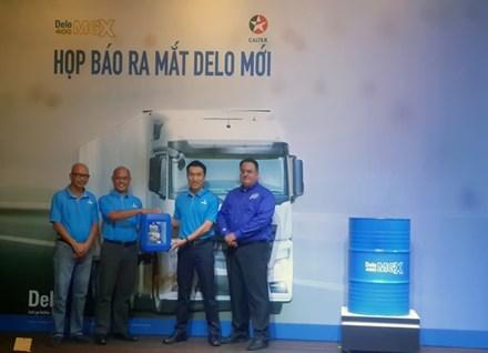 Chevron Việt Nam ra mắt sản phẩm dầu nhờn cho xe trọng tải nặng - ảnh 1